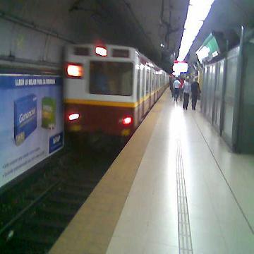 La estación fantasma