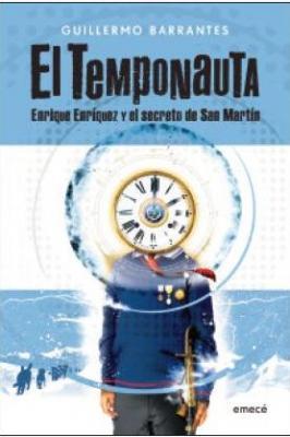 """""""El temponauta"""" de Guillermo Barrantes"""